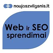 Web ir SEO sprendimai