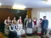 Dainuoja liaudies muzikos ansamblis iš Motiejūnų (vadovė Ingrida Didžiokienė).