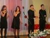 Musninkų kultūros namų jaunimo vokalinis kvartetas (vadovė Dalia Kiaulevičiūtė).