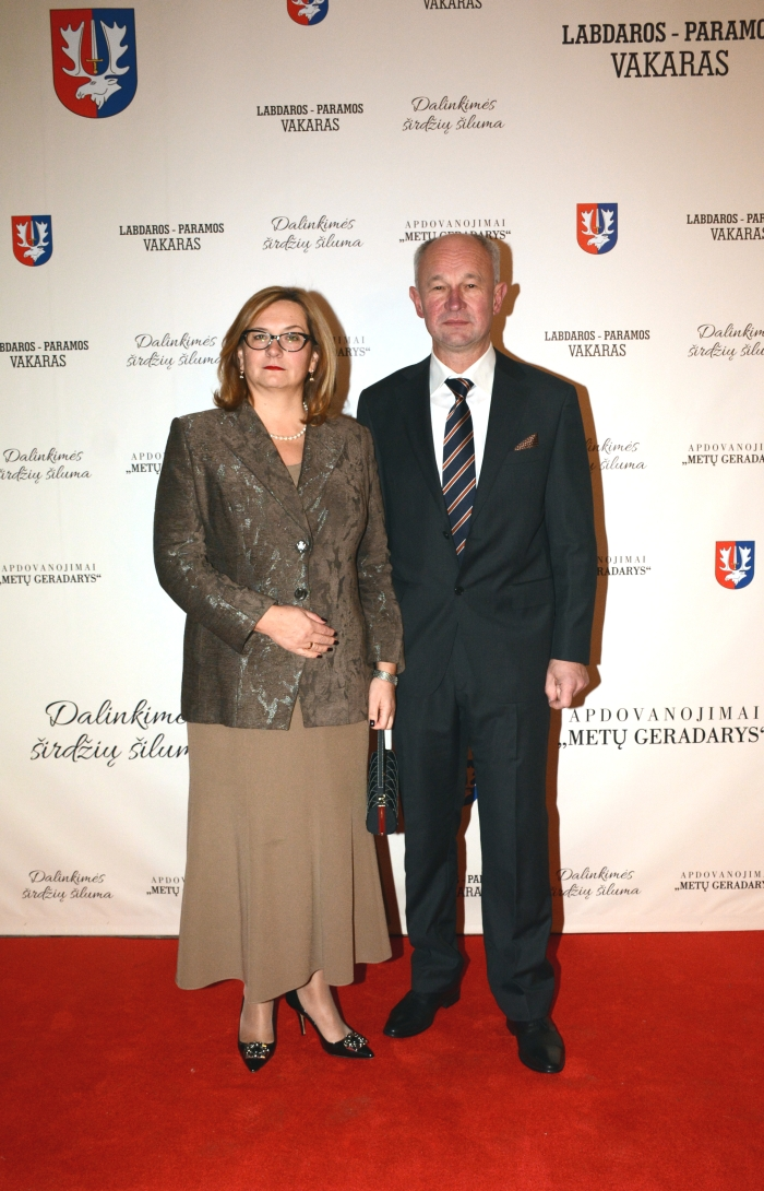 Irina ir Valerijus Serafin