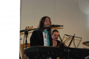 Grupės vokalistas Cristobal Rey