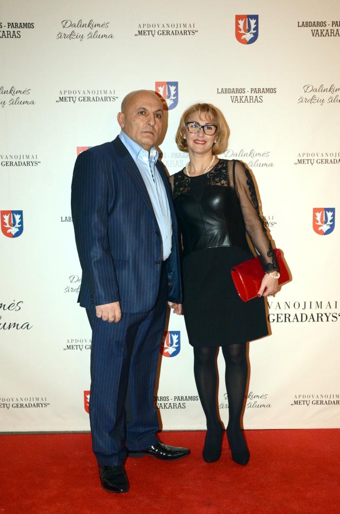 Suzana ir Gračik Simonian