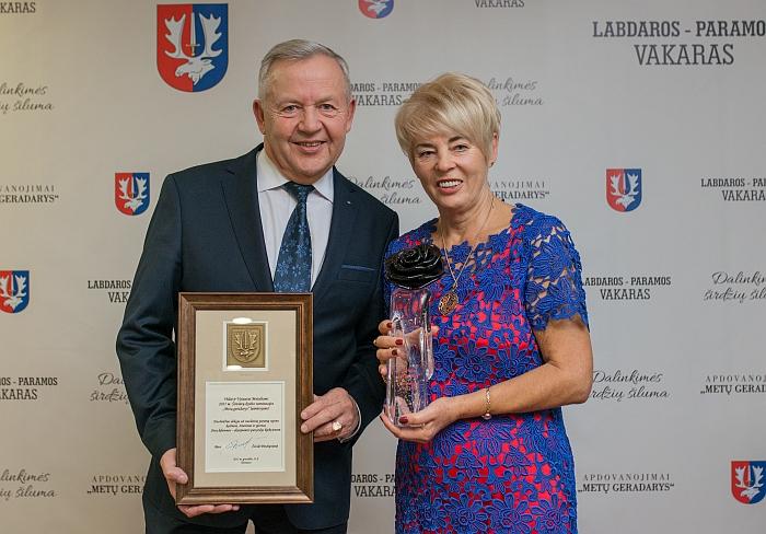 Vida ir Vytautas Matuliai
