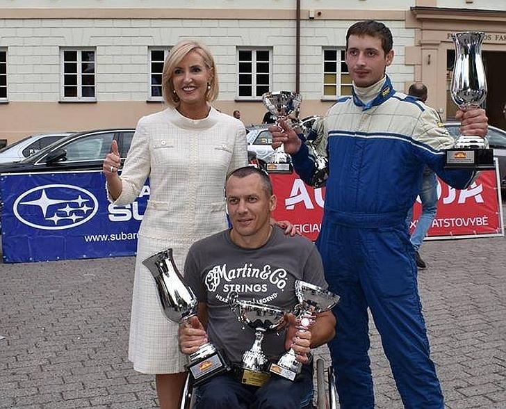 Algimantas Kojis, Živilė Pinskuvienė ir Vytautas Bareckas.