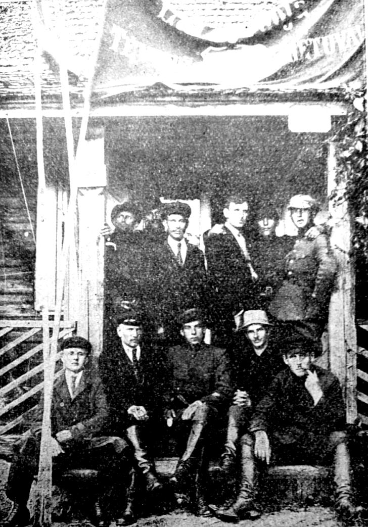 Širvintų milicija sulaukė pastiprinimo - 1922-1923 metais neutraliojoje zonoje veikę partizanai.