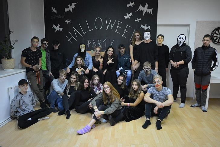Helovino naktis ŠAJE 2019.