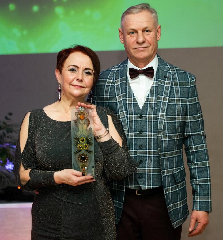 """Akciją """"Dalinkimės širdžių šiluma"""" tautodailininkas Kęstutis Norušis parėmė ir kaip dovanos steigėjas, ir kaip pirkėjas."""