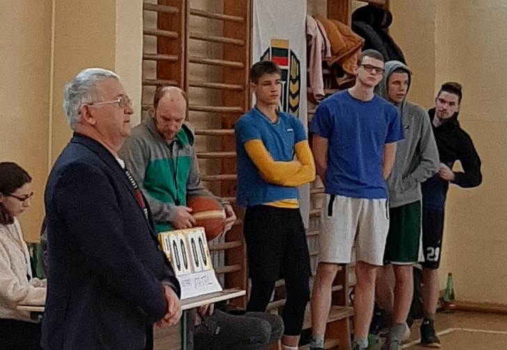 Čiobiškio krepšinio turnyras