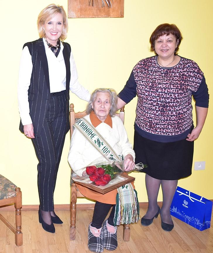 Živilė Pinskuvienė, Zosia Kuzmienė ir Irena Vasiliauskienė.