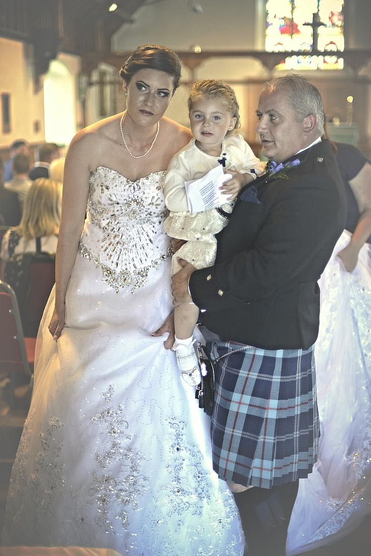 Jovita Šalaviejūtė vestuvių dieną