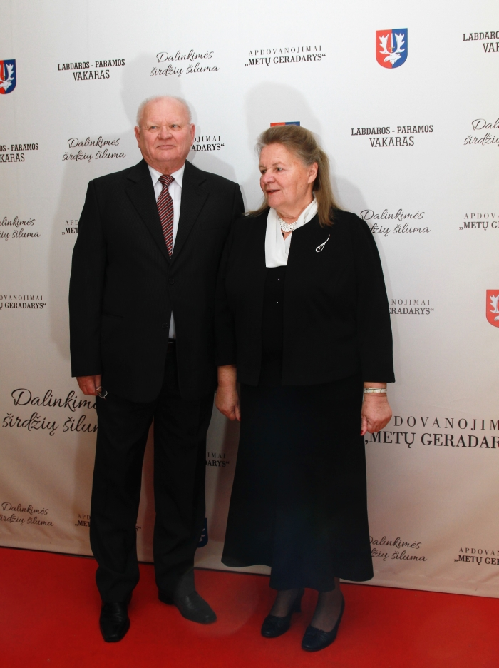 Genovaitė ir Vytautas Stundžios