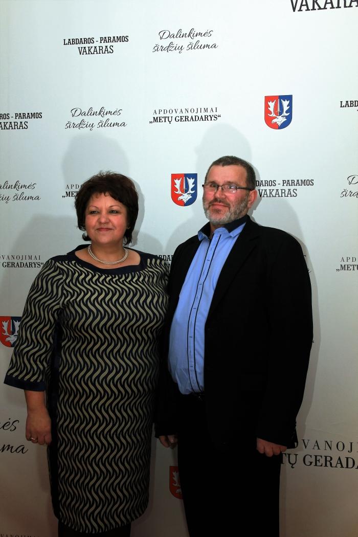Irena ir Juozas Vasiliauskai