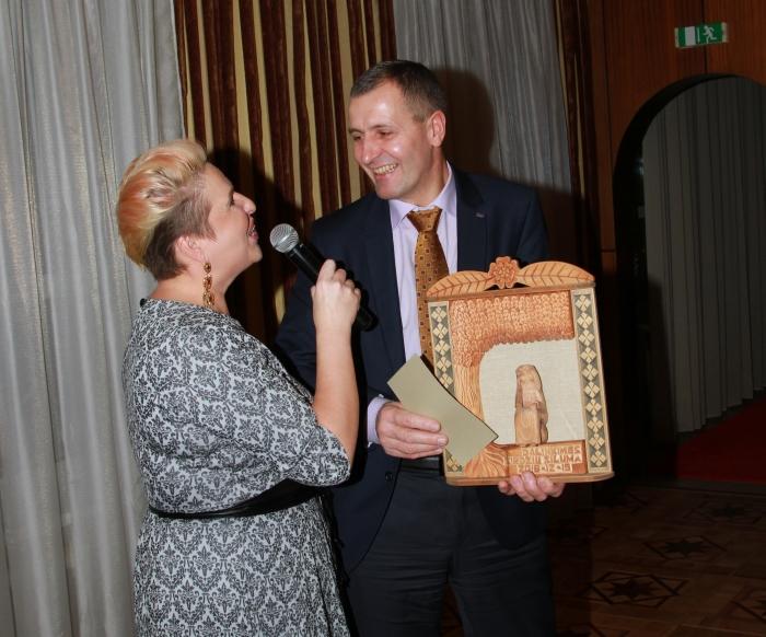 """Povilo Malinausko """"Rūpintojėlį"""" įsigijo UAB """"Maturė"""" vadovas Vytas Mazuronis."""