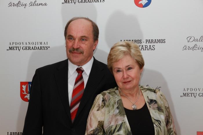 Irena ir Leonas Rutkauskai