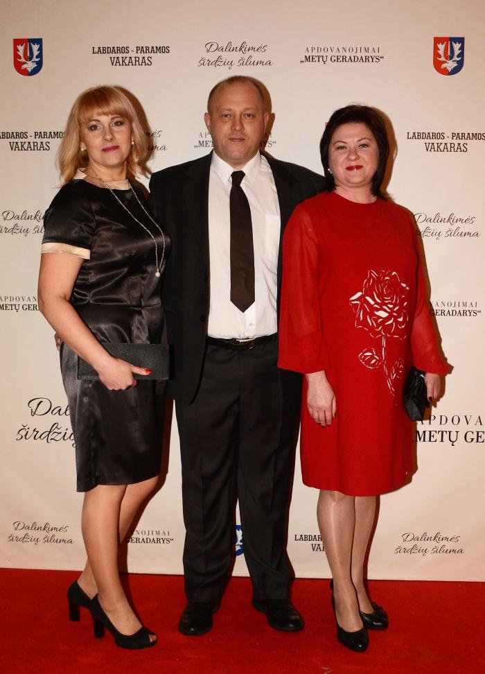 Rima ir Kęstutis Jasevičiai, Vaiva Daugėlienė
