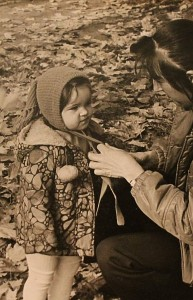 Jolita Smaznova (kairėje) su mama Irena Vilčiauskiene.