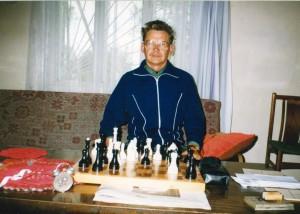 Gyvenimo hobis - šachmatai