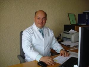 """L. e. VšĮ Širvintų ligoninė direktoriaus pareigas gyd. Vidmantas Eigėlis: """"Nauji specialistai ne tik sugrąžino Širvintų gyventojus, bet jau ir iš Ukmergės pas mus atvyksta ligonių konsultuotis."""""""
