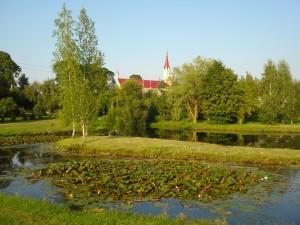 Geriausiai tvarkoma teritorija pripažinta Musninkų seniūnijos visuomeninio pastato bei tvenkinio aplinka.