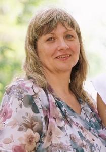 Stažuotoja Jūratė Aniukštienė.