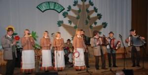 Be Anciūnų kaimo kapelos varžytuvės neapsiėjo jau dešimt metų.