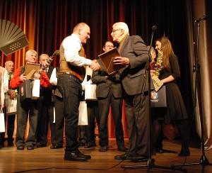 Šiais metais laureatu tapo širvintiškis Vytas Rimkus, kuriam įteiktas 300 eurų prizas.