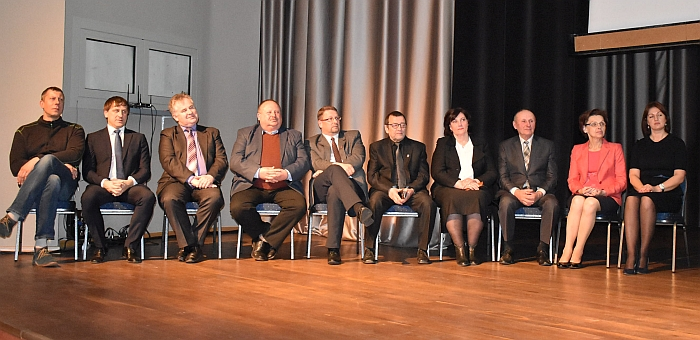 Valdančiosios koalicijos Tarybos nariai