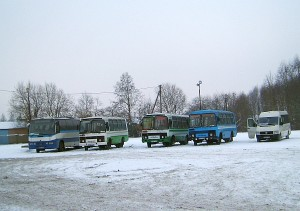 Širvintų autobusai...