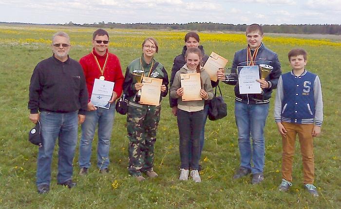 Lauryno Stuokos-Gucevičiaus gimnazijos komanda laimėjo dvi prizines vietas: sidabrą (2-oji vieta) S-6-A klasėje ir sidabrą S-9-A klasėje.
