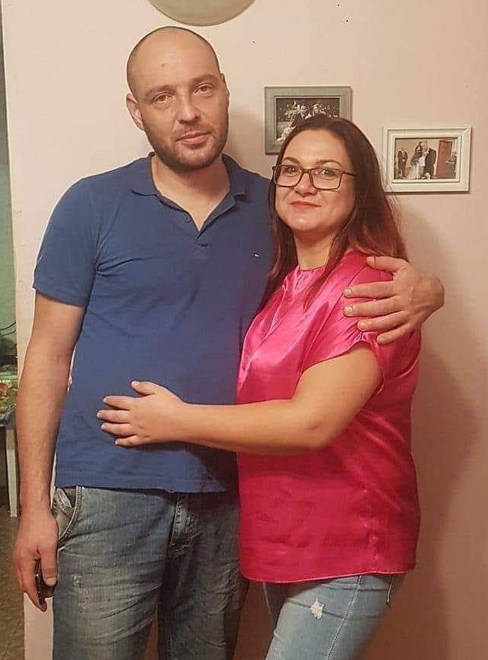 Oksana Avlasevičienė negailėjo gražių žodžių savo vyrui Dariui.