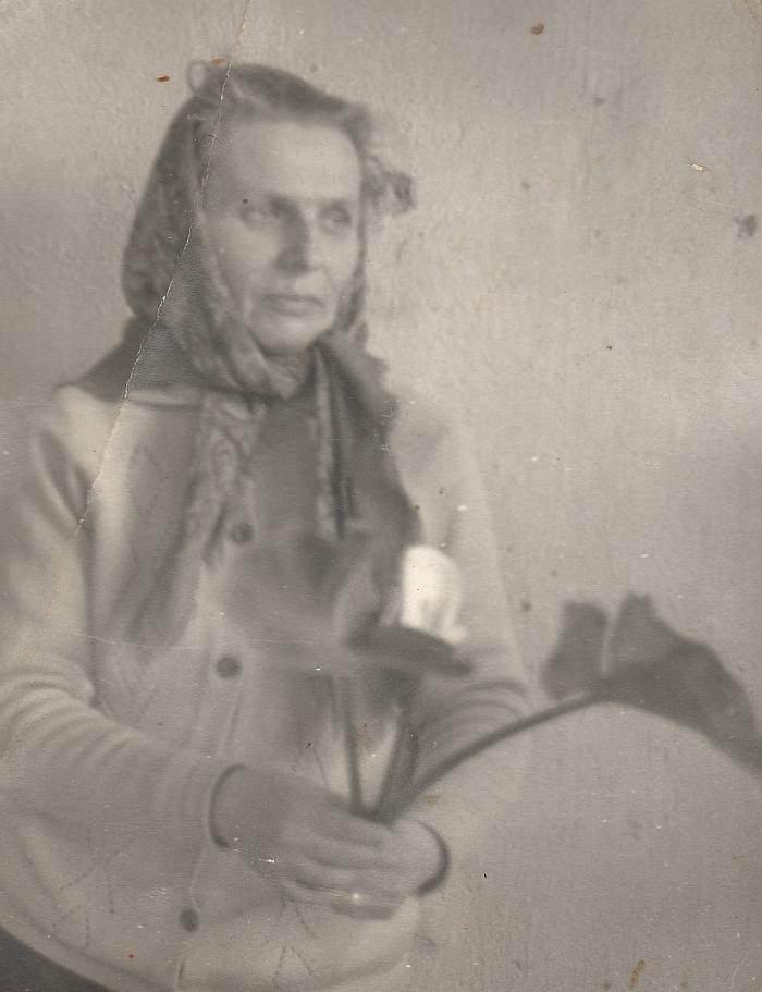 Geriausia visų bibliotekininkių pagalbininkė, ilgametė Bagaslaviškio kultūros namų direktorė Monika Jasionytė-Kučinskienė.