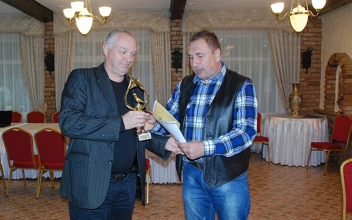 Šiais metais pirmąją vietą iškovojo Gedimino Žilinsko balandžiai.