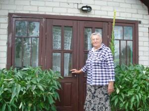 Alionių pašto viršininke Teresė Bartaškienė dirbo 17 metų.