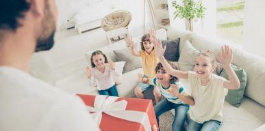 8 praktiškų dovanų idėjos vaikams