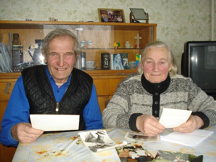 Kiaukliuose gyvenantys Janina ir Antanas Bilotai šį rudenį švęs 50 metų santuokinio gyvenimo jubiliejų.