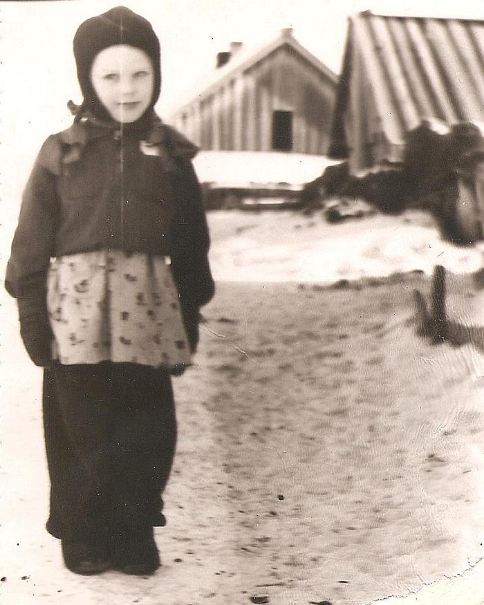 Danutės Blusevičienės vaikystė prabėgo Permės srityje.