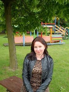 """Kristina Blusevičiūtė - tarptautinio projekto """"Sveika Europa - laiminga Europa"""" koordinatorė, Širvintų """"Atžalyno"""" progimnazijos mokytoja."""