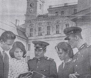 """""""Tarybinis studentas"""", 1965-09-01."""