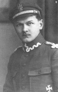 Vladislavas Bronevskis 1919 metais.