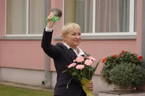 Pasak direktorės Audronės Buzienės, nuo rugsėjo 1-osios gimnazijoje bus tam tikrų pokyčių.
