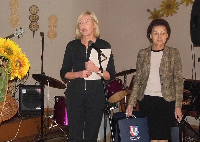 Dalyviams ir organizatoriams už jų pasirodymą padėkojo Širvintų rajono savivaldybės merė Živilė Pinskuvienė, tarybos narė Daiva Puzinienė