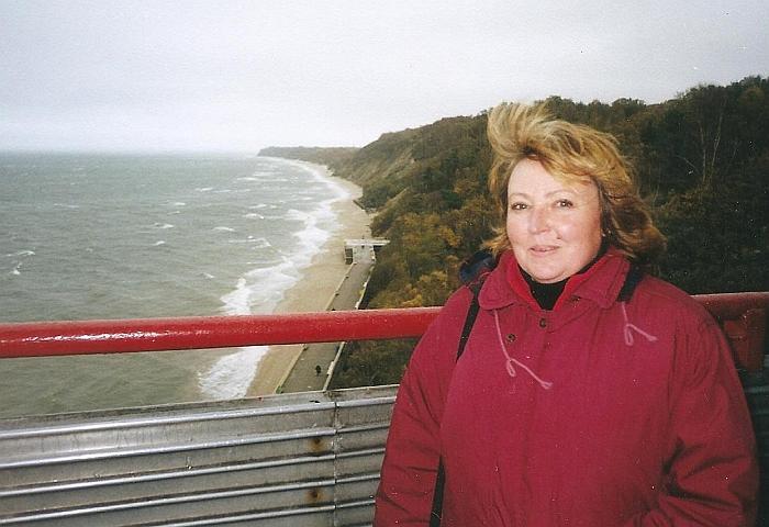 Prie Baltijos jūros.