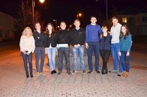 Iniciatyvių jaunų žmonių komanda susitiko su aktyviu Širvintų jaunimu, kuris panoro atkurti JOD Širvintų skyrių.