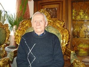 """90 metų jubiliejų šventęs Povilas Šaltmeris: """"Ilga mano gyvenimo meliodija""""."""