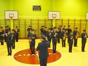 VRM Reprezentacinis pučiamųjų instrumentų orkestras.