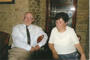 Jonas ir Elena Bernotavičiai apie 40 metų gyveno Gelvonuose.