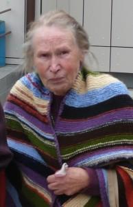 Filomena Vaicekauskienė. 2011-ųjų spalis.