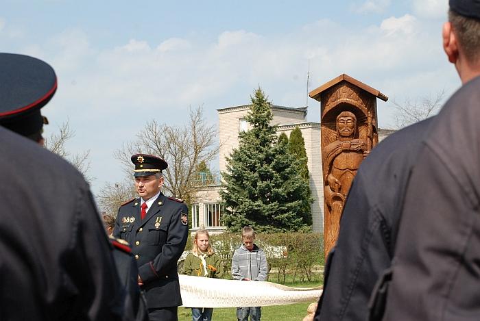 2011-aisiais buvo atidengta šv. Florijono skulptūra, įamžinusi ir Širvintų ugniagesių būrio 80-metį. Gal derėtų kalbėti apie senesnę istoriją?