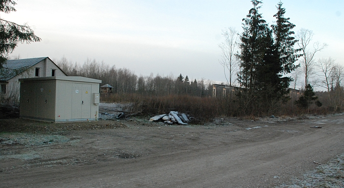 """Beržės kaime, senų """"griaučių"""" vietoje, per dvejus metus iškils palstiko, popieriaus, metalo atliekų perdirbimo gamykla."""