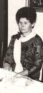 Gertrūda Mickonienė. 1980 m.
